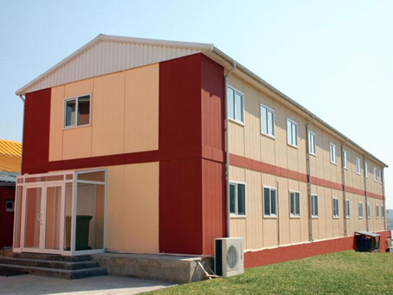 Prefabrik Yatakhane Binası