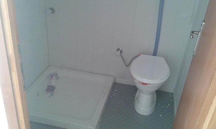 WC / Duş Konteyner